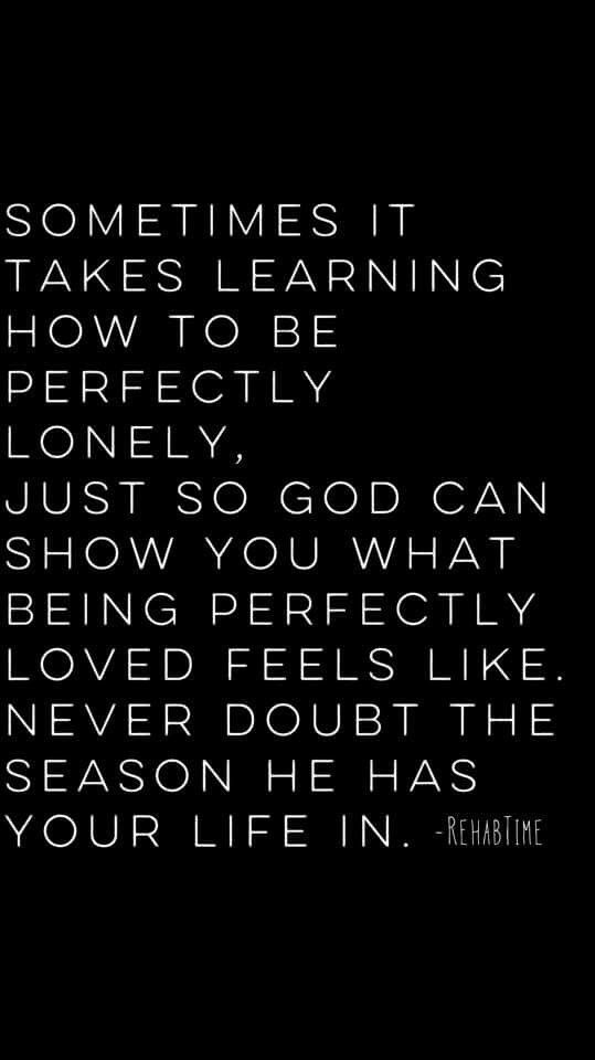 God Can Show You What Being Perfectly Loved Feels Like Faith Image