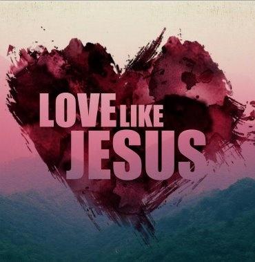 Love like Jesus – Faith Image